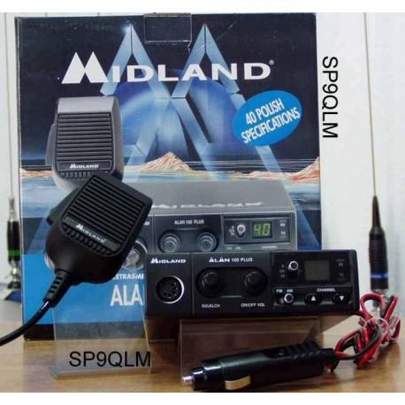 ALAN 100 CB Radio