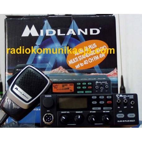 ALAN 48 PLUS CB Radio