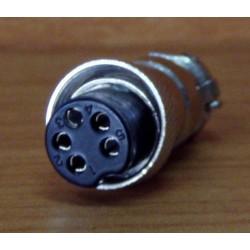 Wtyk mikrofonowy 5 pin