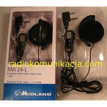 MA-24 Mikrofono-Słuchawka