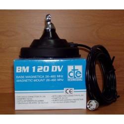 BM-120 DV  Podstawa Magnetyczna /z okablowaniem/
