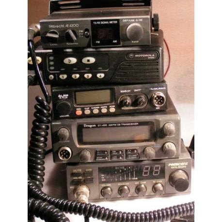 Serwis Radiotelefonów CB: amatorskich i profesjonalnych