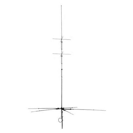 CP-6 DIAMOND antena stacjonarna pionowa KF
