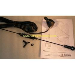 SU 370-490 BLK SIRIO Antena UHF