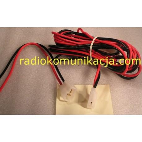 Kabel Zasilający do radiotelefonów RK-01