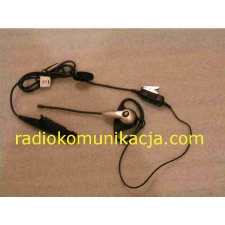 D-Shell Słuchawko Mikrofon VOX/PTT do CP-??0  MDPMLN4658