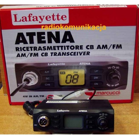 Lafayette   ATENA CB Radio
