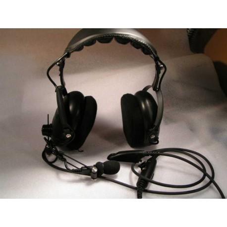 """""""średni """" słuchawko mikrofon PTT do GP-3?0  MDRMN4019"""