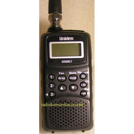 EZI 33 XLT UNIDEN skaner reczny (odbiornik nasłuchowy)
