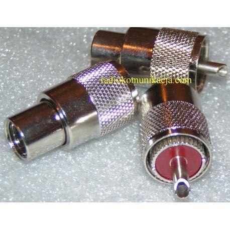UC-1 Wtyk nakręcany na kabele 10,3mm (CNT-400, H-1000)