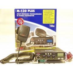 M-130 INTEK Radio CB dual