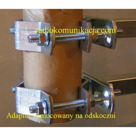 Adapter do uchwytów z 50 na 75 mm