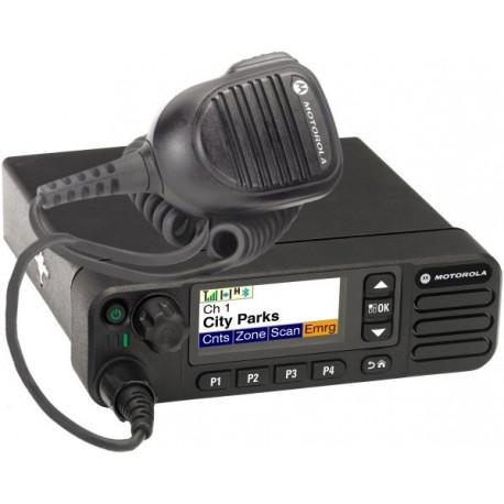 DM-4600 Motorola Radiotelefon przewożny