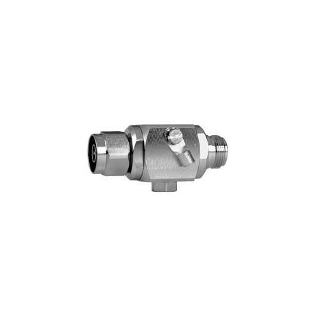 J01028A0034 TELEGARTNER Odgromnik gazowy N-f / N- m