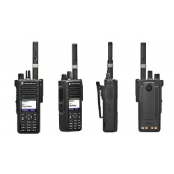 DP-4800E MOTOTRBO Radiotelefon analogowo - cyfrowy VHF