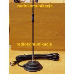 Antena samochodowa CB na magnesie PRES877