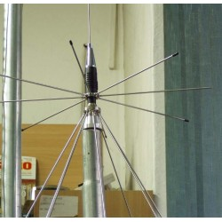 SD-1300 SIRIO Antena stacjonarna skanerowa /szerokopasmowa/