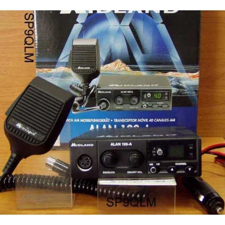 ALAN 199 CB Radio