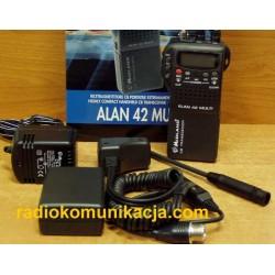 ALAN 42 DS CB Radio ręczne