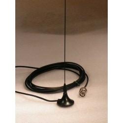 Antena Samochodowa VHF z magnesem BNU-165