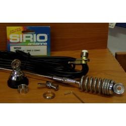 SMA 47/135/S SIRIO Antena Samochodowa VHF/LB