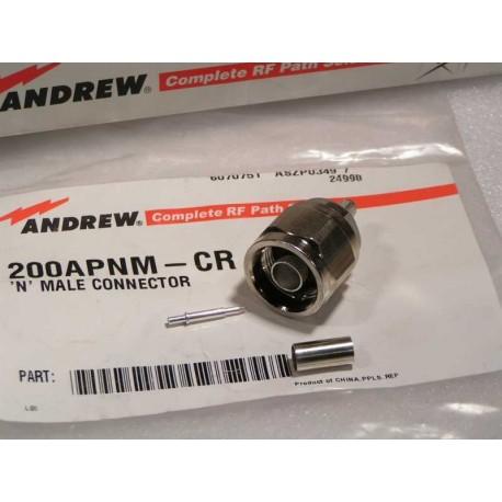 200APNM-CR ANDREW wtyk N