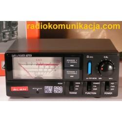 KW-520 ALAN Reflektometr 2-obwodowy