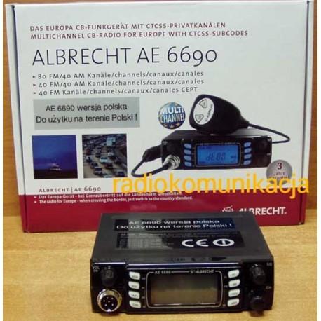 AE 6690 Albrecht CB Radio