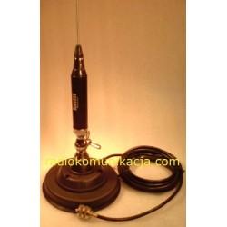 AT-900 LEMM Antena Samochodowa CB z magnesem BM-120DV