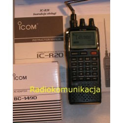 ICOM IC- R20 Skaner nasłuchowy