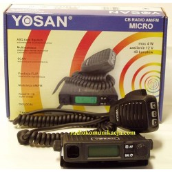 YOSAN MICRO  CB radio samochodowe