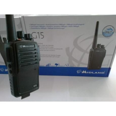 MIDLAND G-15 Radiotelefon PMR