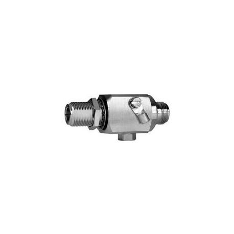 J01028A0044 TELEGARTNER Odgromnik gazowy N-f / N- f przelotowy