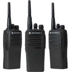 DP-1400 radiotelefon VHF Motorola  analogowo cyfrowy
