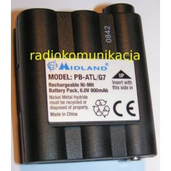 Akumulator do radiotelefonów Midland ATLANTIC /G-7
