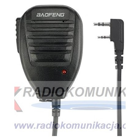 BAOFENG mikrofonoglosnik