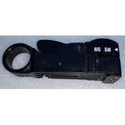 Narzędzie do obrabiania kabla RG58 / H155